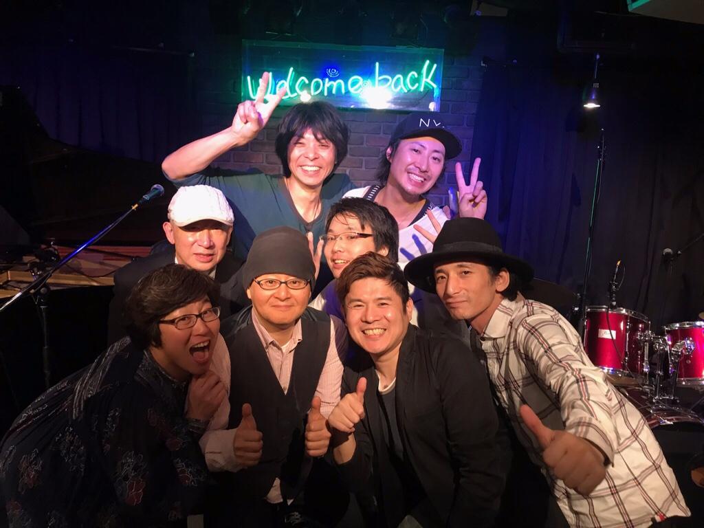 初ライブ!!
